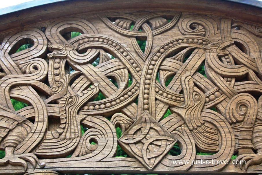 IMG 2635 - Kościół Wang - norweska świątynia w Karkonoszach