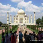 Wspomnienia z podróży do Indii
