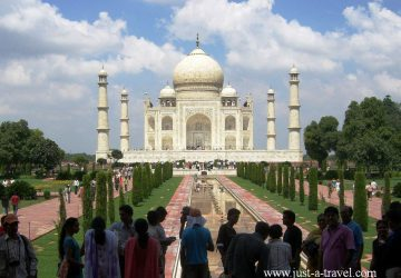 Podróż do Indii, Taj Mahal