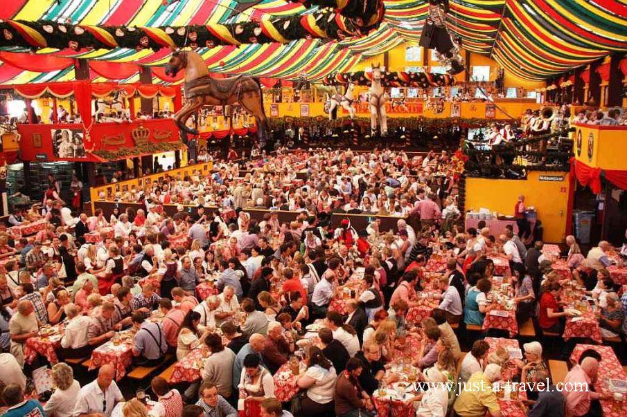 3.zelt2  - Oktoberfest