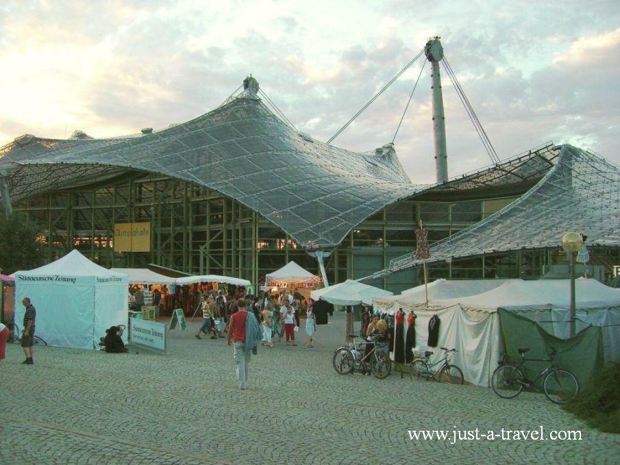 olimpia 1 - Atrakcje w Monachium