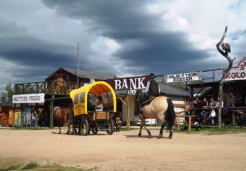 Western City w Karpaczu
