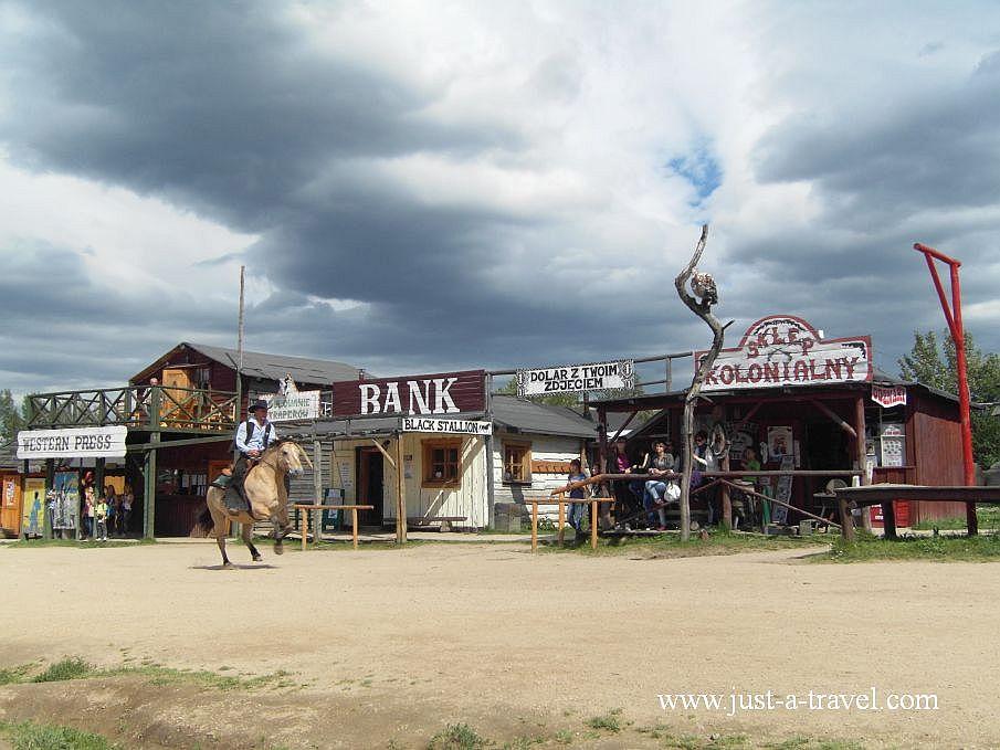 western2 - W miasteczku Western City