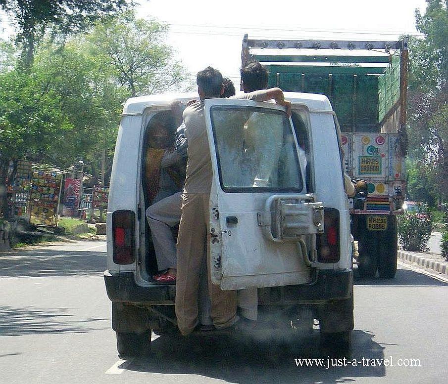 10.na rurze 1 - Zdjęcia z Indii