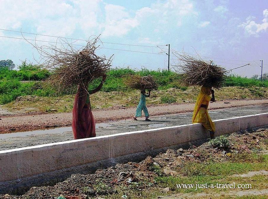 8.autostrada 1 - Zdjęcia z Indii