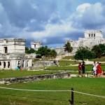 Tulum - miasto Majów na półwyspie Jukatan