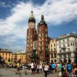 Magiczne miasto Kraków
