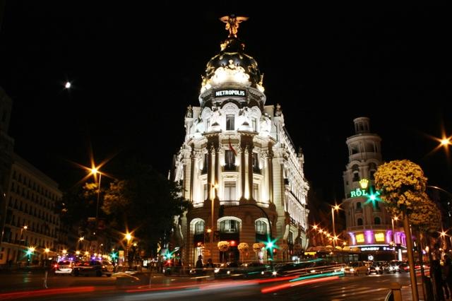 Circulo de Bellas Artes w Madrycie