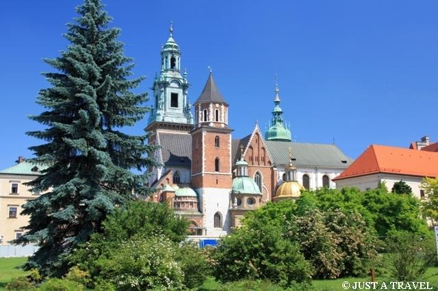 Wawel z Katedrą Królewską