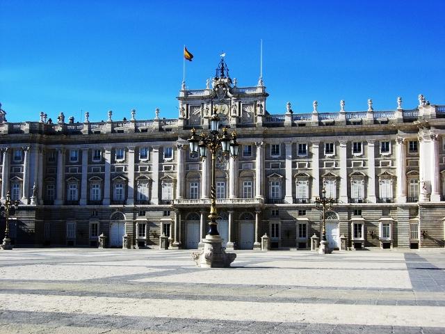 Palacio Real w Madrycie