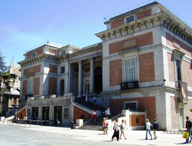 El Prado w Madrycie