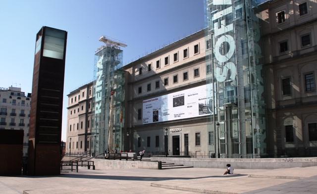 Reina Sofia muzeum