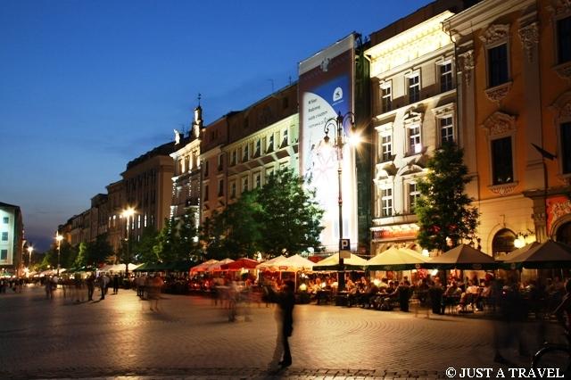 Żegnamy Kraków
