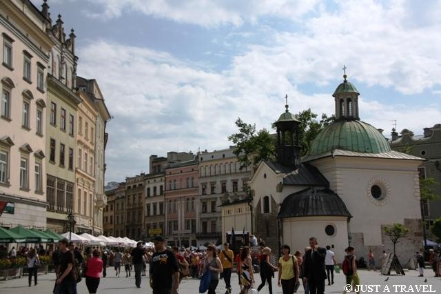 Kościół Świętego Wojciecha w Krakowie