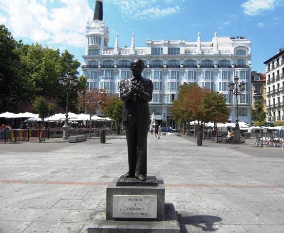 Plaza de Santa Ana, Madryt