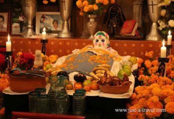 Dzień Zmarłych w Meksyku, czyli Dia de los Muertos