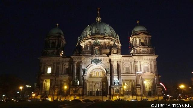 Katedra Berlińska największa świątynia Berlina i najważniejszy ewangelicki kościół w Niemczech