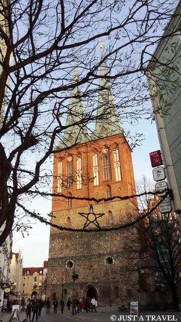 Kościół Świętego Mikołaja Najstarszy kościół Berlina