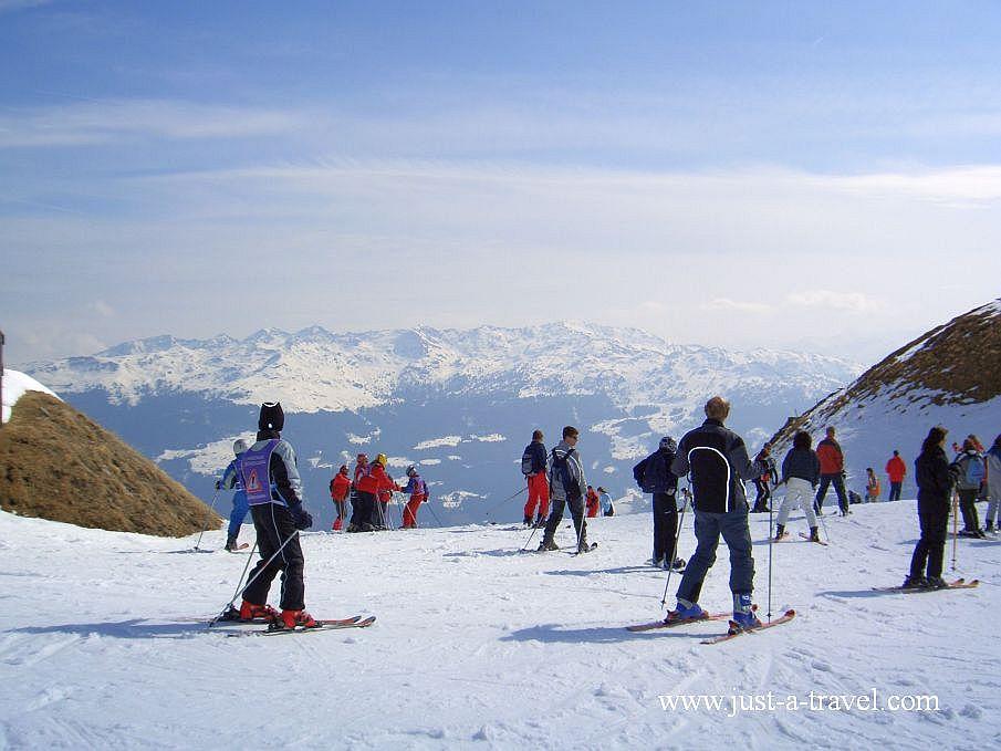 Na narty do Austrii