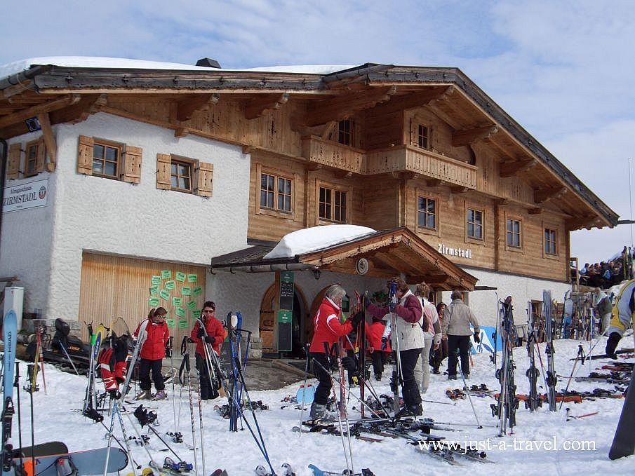 CIMG0175 - Na narty do Austrii