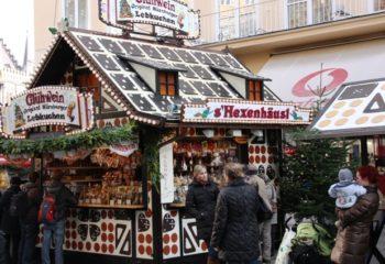 Weihnachtsmarkt w Monachium