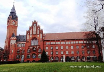 Berlin Koepenick i ratusz