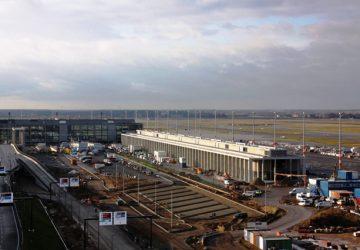 Nowe lotnisko w Berlinie, Terminal