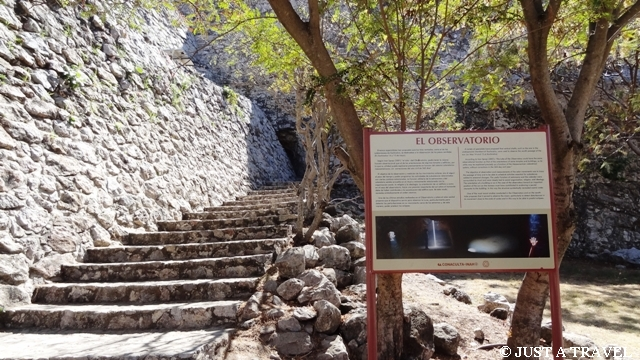 Podziemne obserwatorium astronomiczne w Xochicalco