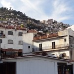 Srebrne miasteczko Taxco