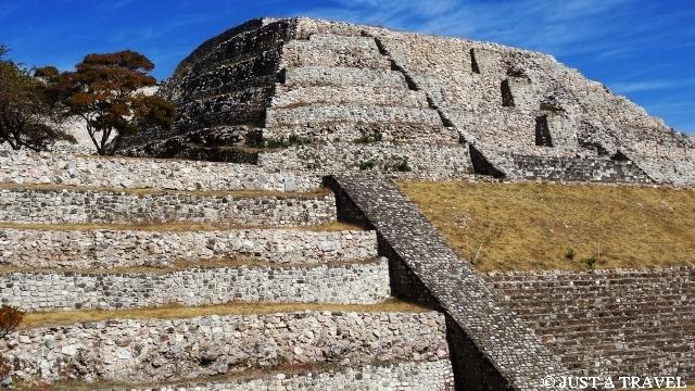 Gran Piramide Xochicalco