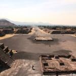 Prekolumbijskie miasto Teotihuacan