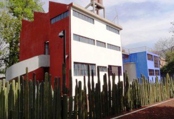Frida i Diego, Casa Estudio Diego Riviera i Frida Kahlo