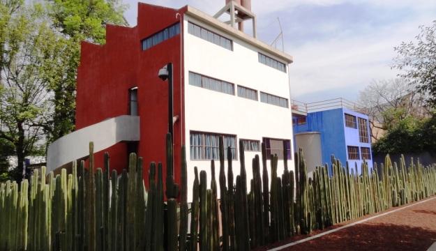 Casa Estudio Diego Riviera i Frida Kahlo