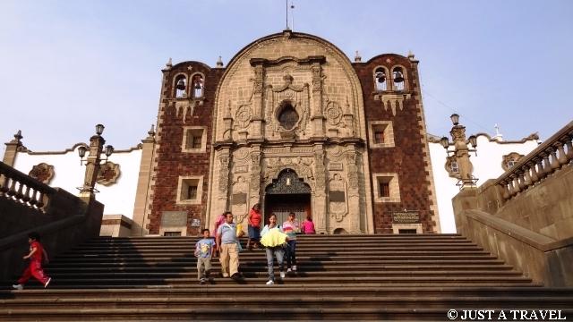 Kaplica na Wzgórzu Tepeyac