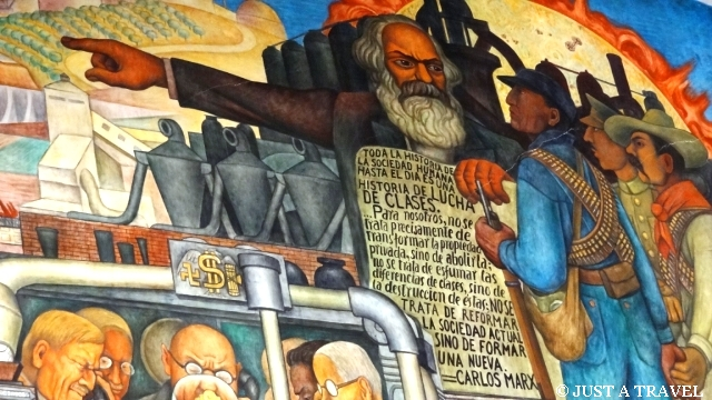 Marx ze swoim manifestem