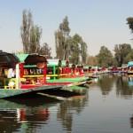 Pływające ogrody Xochimilco