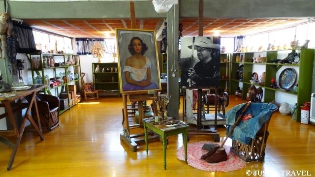 Atelier Diego Riviera
