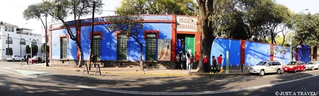 casa azul Frieda Kahlo