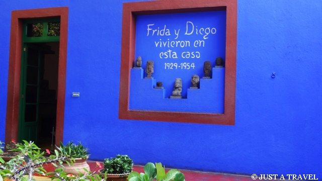 dom Fridy Kahlo