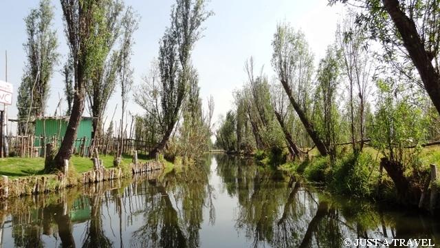 Kanał Xochimilco