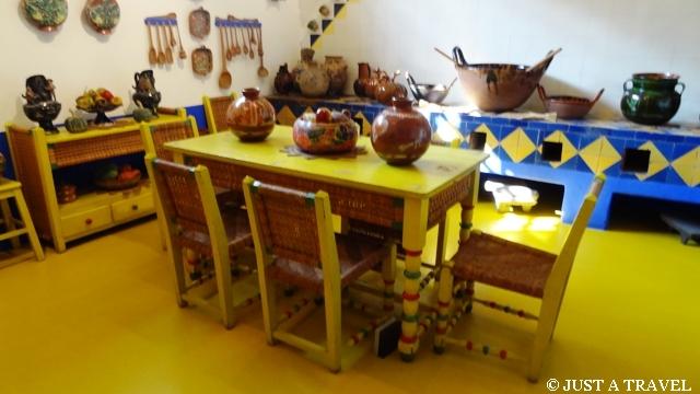 kuchnia Frida Kahlo