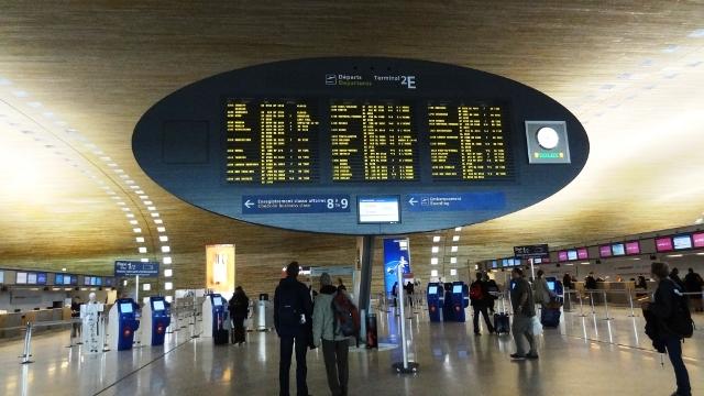 Lotnisko Charles de Gaulle