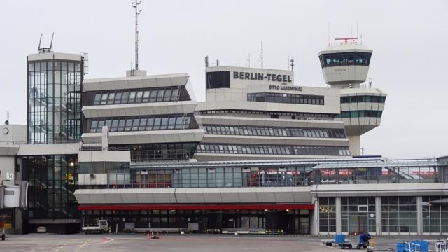 Lotnisko Berlin Tegel