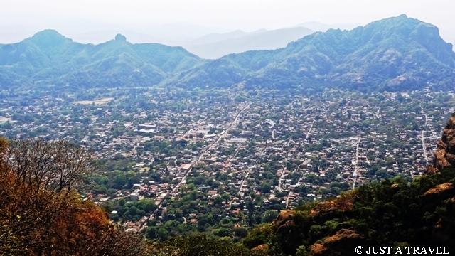 Tepotzlan malownicze miasteczko w Meksyku