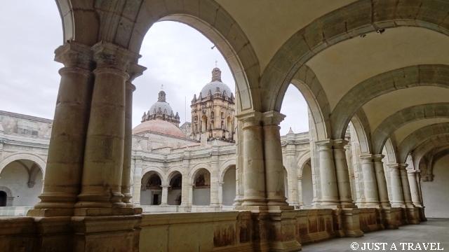 Ex-Convento de Santo Domingo w Oaxaca