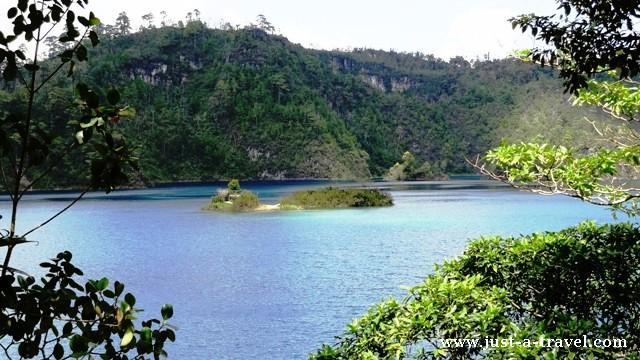Lago Pojoj La Islita