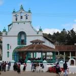 U szamana z San Juan Chamula
