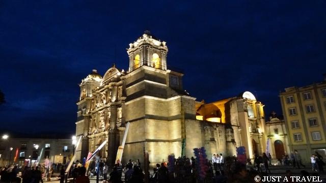 Katedra w Oaxaca