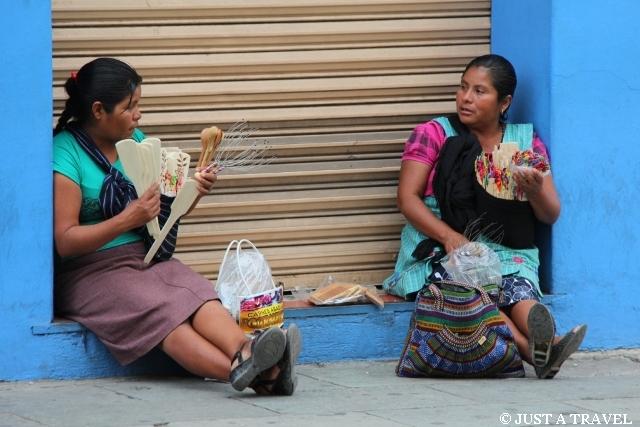 Kobiety z miasta Oaxaca