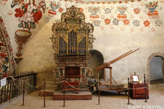 Organy z Tlacochahuaya